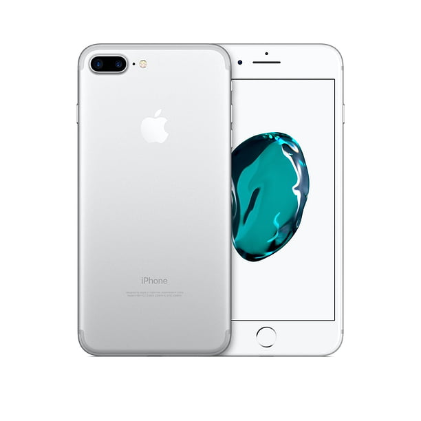 Refurbished Apple iPhone 7 Plus 32GB, Silver - Unlocked GSM