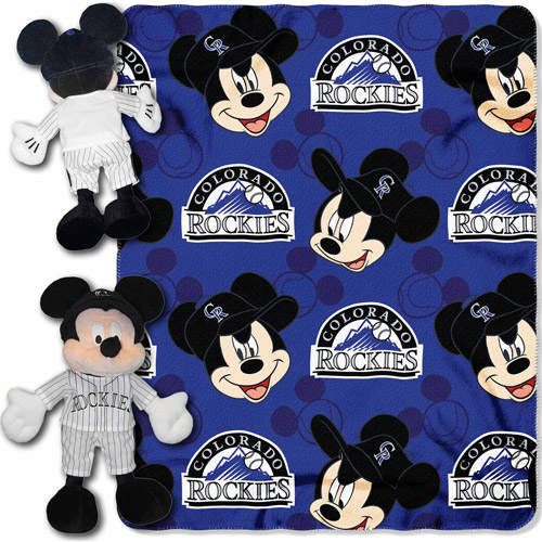 Disney MLB Hugger Pitch Crazy Series, Rockies