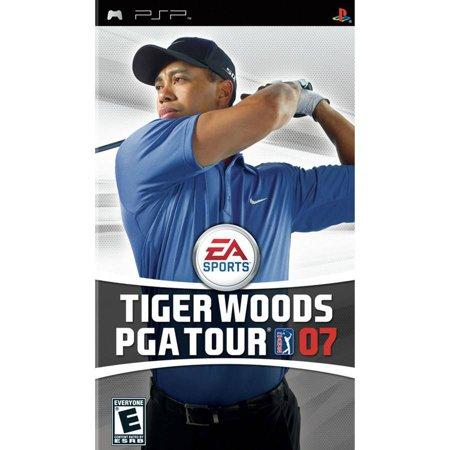 (Tiger Woods PGA Tour 07 - Sony PSP)