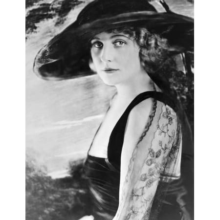 6bb9135890b Edna Purviance Portrait - Walmart.com
