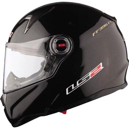 Black Sz XS LS2 FT2 FF396 Full Face Helmet