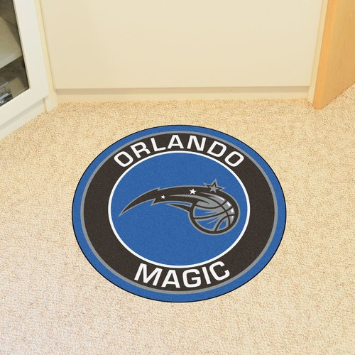 FANMATS NBA Orlando Magic Roundel Mat