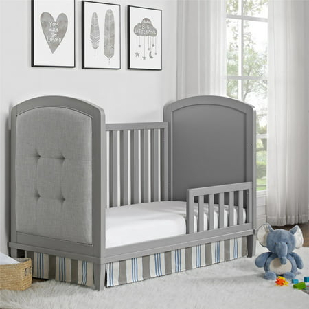 Highway Guard Rails - Baby Relax Senna Toddler Guard Rail, Choose Your Finish