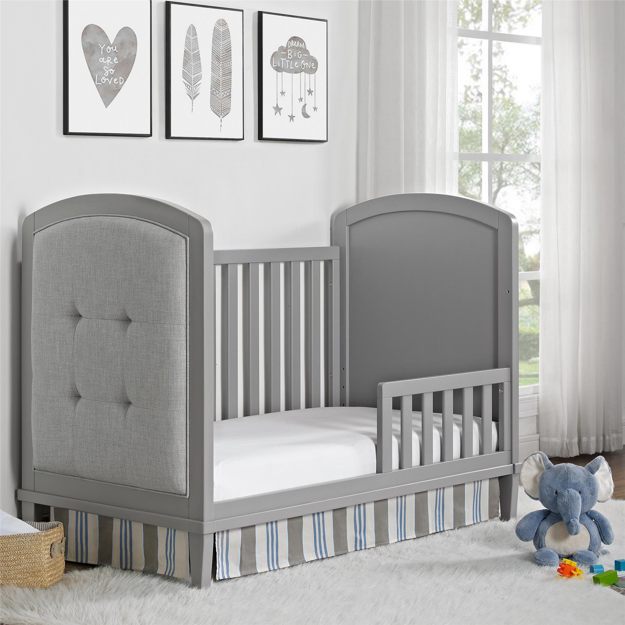 Baby Relax Senna Toddler Guard Rail, Choose Your Finish