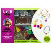 LaurDIY Neon Festival DIY Jewelry Kit