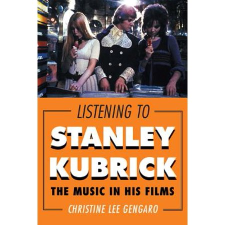 Music Listening Bingo - Listening to Stanley Kubrick : The Music in His Films