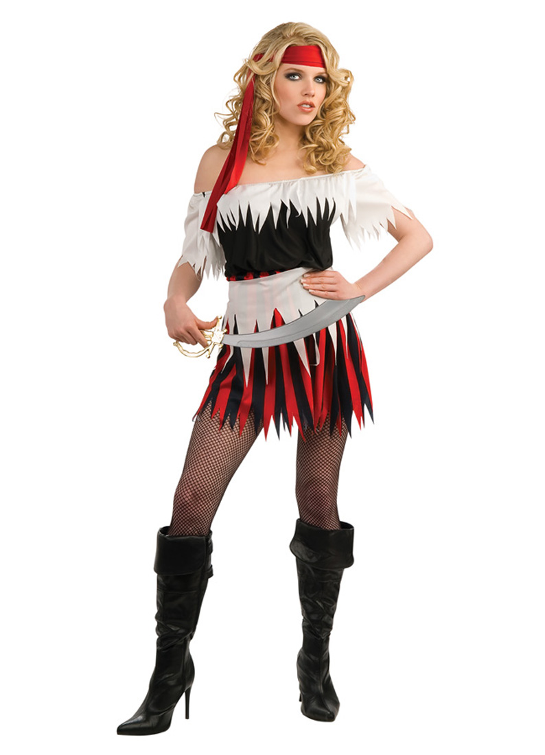 Adult Pirate Wench Costume Rubies 15164 by Rubies