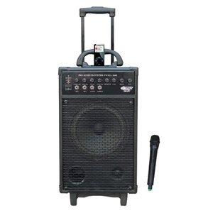 PylePro PWMA860I Public Address System - 500W Amplifier - 1 x 8