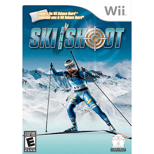 Ski & Shoot (Wii) - Pre-Owned