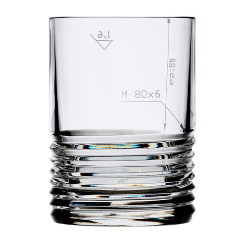 Maryland China M80x6 12 Oz. Water Glass (Set of 2)