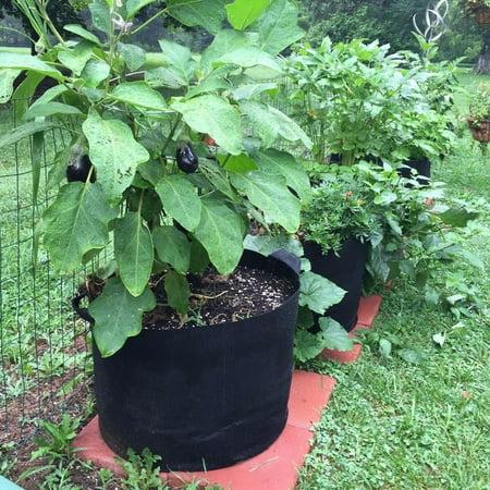 Planter Grow Bag Nonwovens Fabric Pots