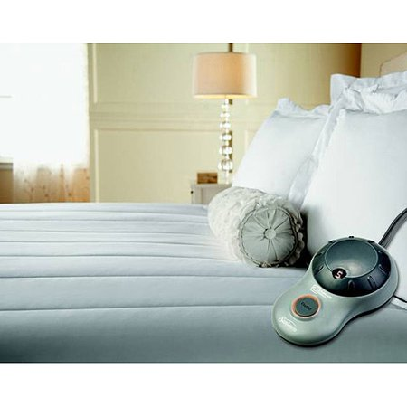 Quot Sunbeam Quilted Heated Mattress Pad 1 Each Quot Walmart Com