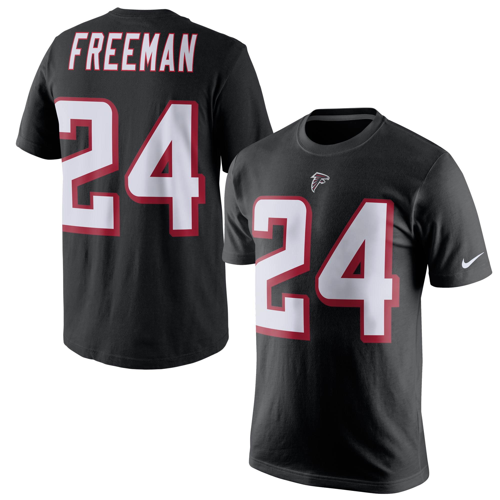 Devonta Freeman Atlanta Falcons Nike Player Pride Name & Number T-Shirt - Black