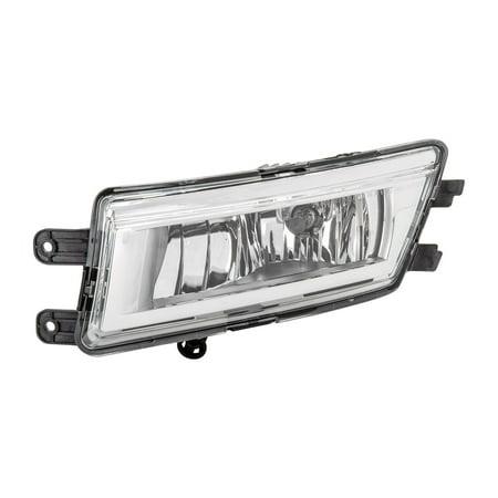 Fog Light Assembly LH/Drive for 12 15 Volkswagen Passat 19-12096-00-1 TYC