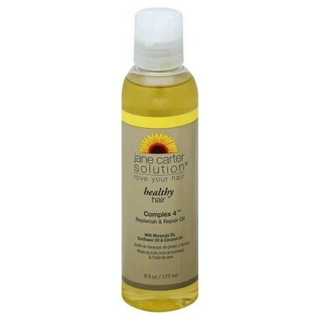 - Jane Carter Solution Healthy Hair Complex 4 Replenish & Repair Oil, 6 fl oz