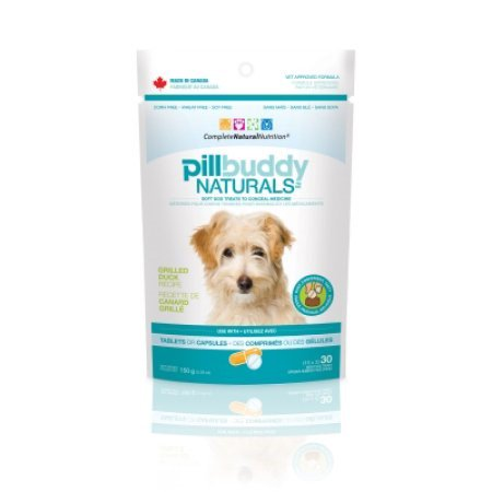 Complete Natural Nutrition Pill Buddy Naturals Duck (Allergy Formula), 30 count CNN09447