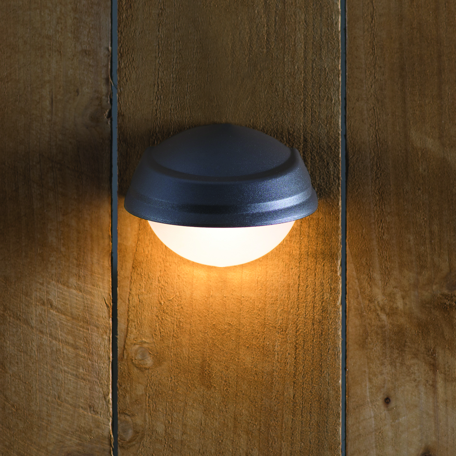 Better Homes and Gardens 1 Piece QuickFIT LED Deck Light