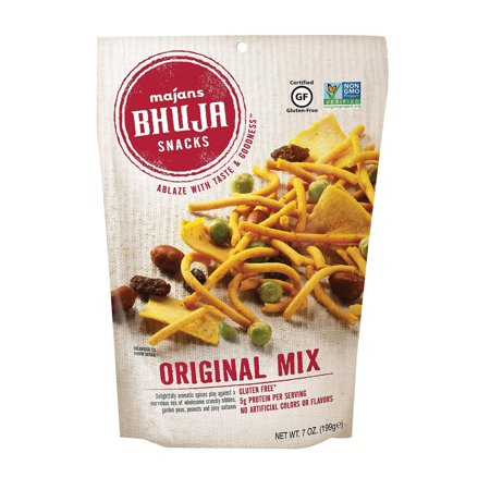 Bhuja Snacks - Original Mix - Pack of 6 - 7 Oz. ()