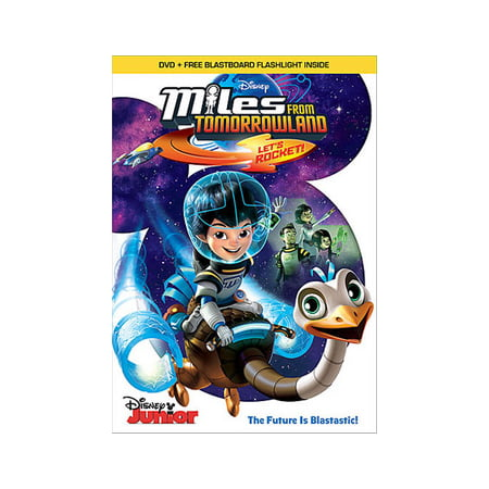 Miles from Tomorrowland: Let's Rocket! (DVD)