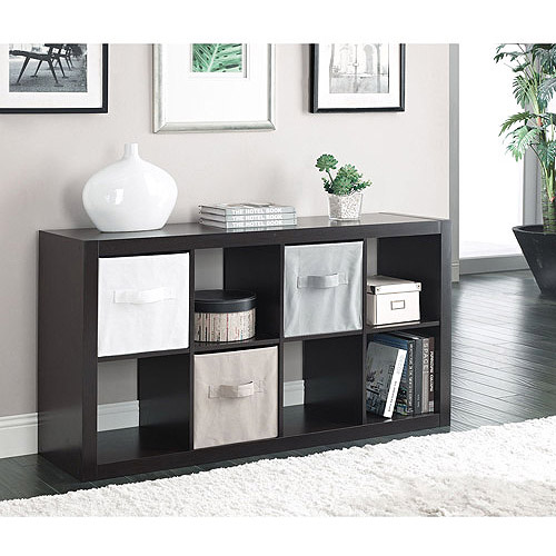 better homes and gardens 8cube storage organizer multiple colors image 4 of 5