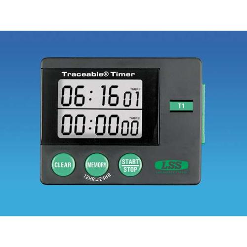 TRACEABLE 5006 2 Memory Timer,Traceable