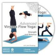 Advanced Vinyasa Flow Yoga: Strength and Balance (DVD)