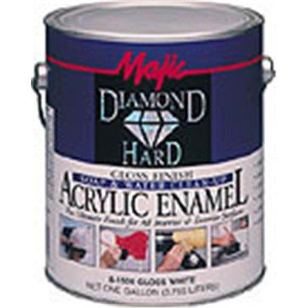 Majic Paints 8-1583-2 Gloss Deep Tint Base No.3 Diamond Hard Acrylic Enamel Gloss Pastel Base Paint
