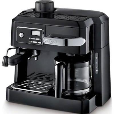 De'Longhi Combo Espresso & Drip Coffee Machine