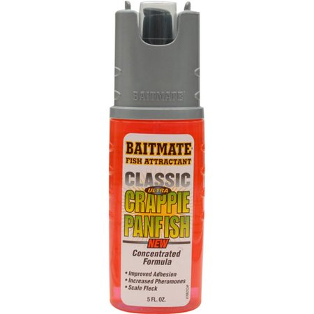 Baitmate Classic Crappie & Panfish Fish Attractant, 5.0 fl oz ()