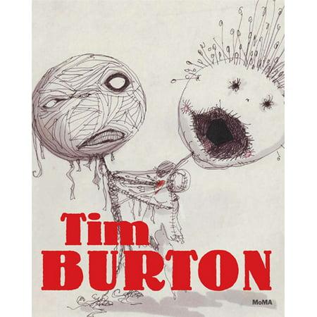 Tim Burton Halloween Ideas (Tim Burton)