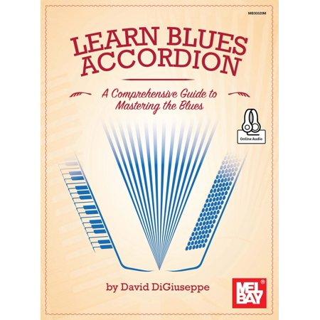 Learn Blues Accordion - eBook