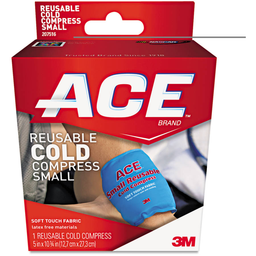 Ace Reusable Cold Compress, Small