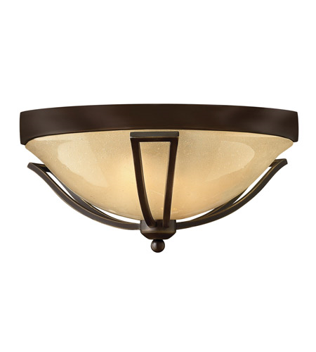 Outdoor Wall Sconces 1 Light With Olde Bronze Light Amber Seedy Solid Brass FSI-200 17 inch 30 Watts by RLA Hinkley