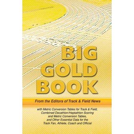 Track & Field News' Big Gold - Roxy Golden Track