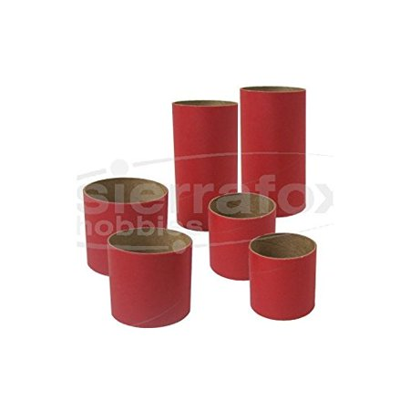 Model Rocket Tube Couplers For BT-55 and BT-60 body tubes (Model Rocket Tubes)