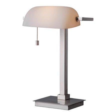 Design Craft  Astoria 1 Light 16 Inch Desk Lamp