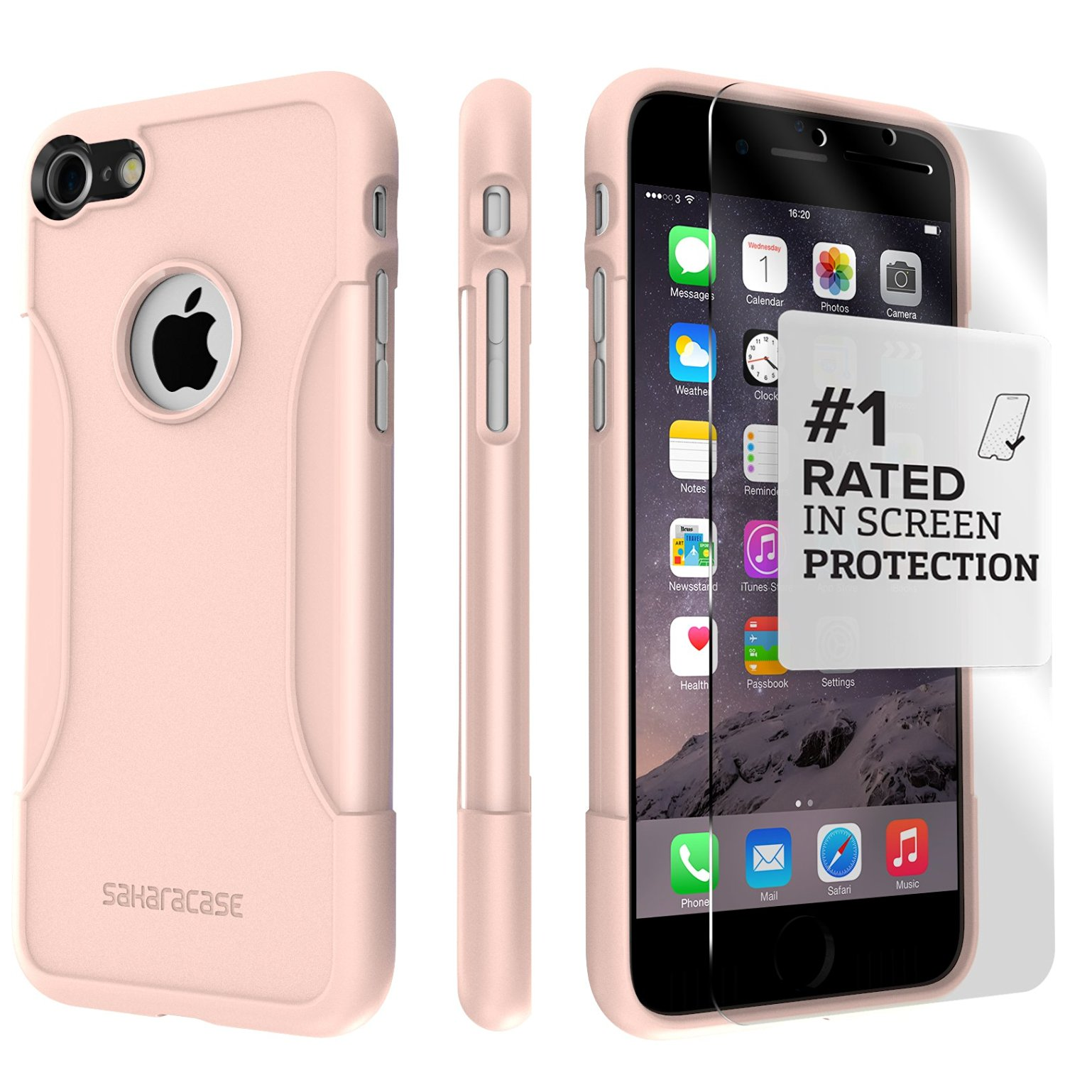 Saharacase Iphone 7 Classic Protective Kit