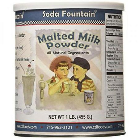Soda Fountain Soda Fountain Malted Milk (50s Soda Fountain)