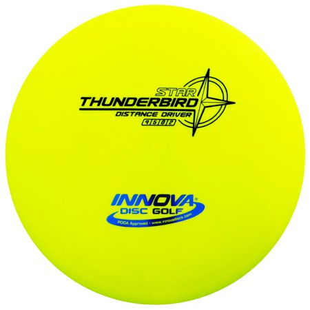 Innova Star Thunderbird 170-172g Distance Driver Golf Disc [Colors may vary] - 170-172g
