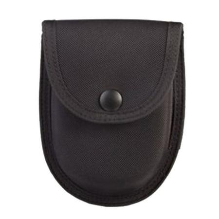 Cuff Case Nylon (Uncle Mikes Sentinel Single Handcuff Case, Black, Nylon)