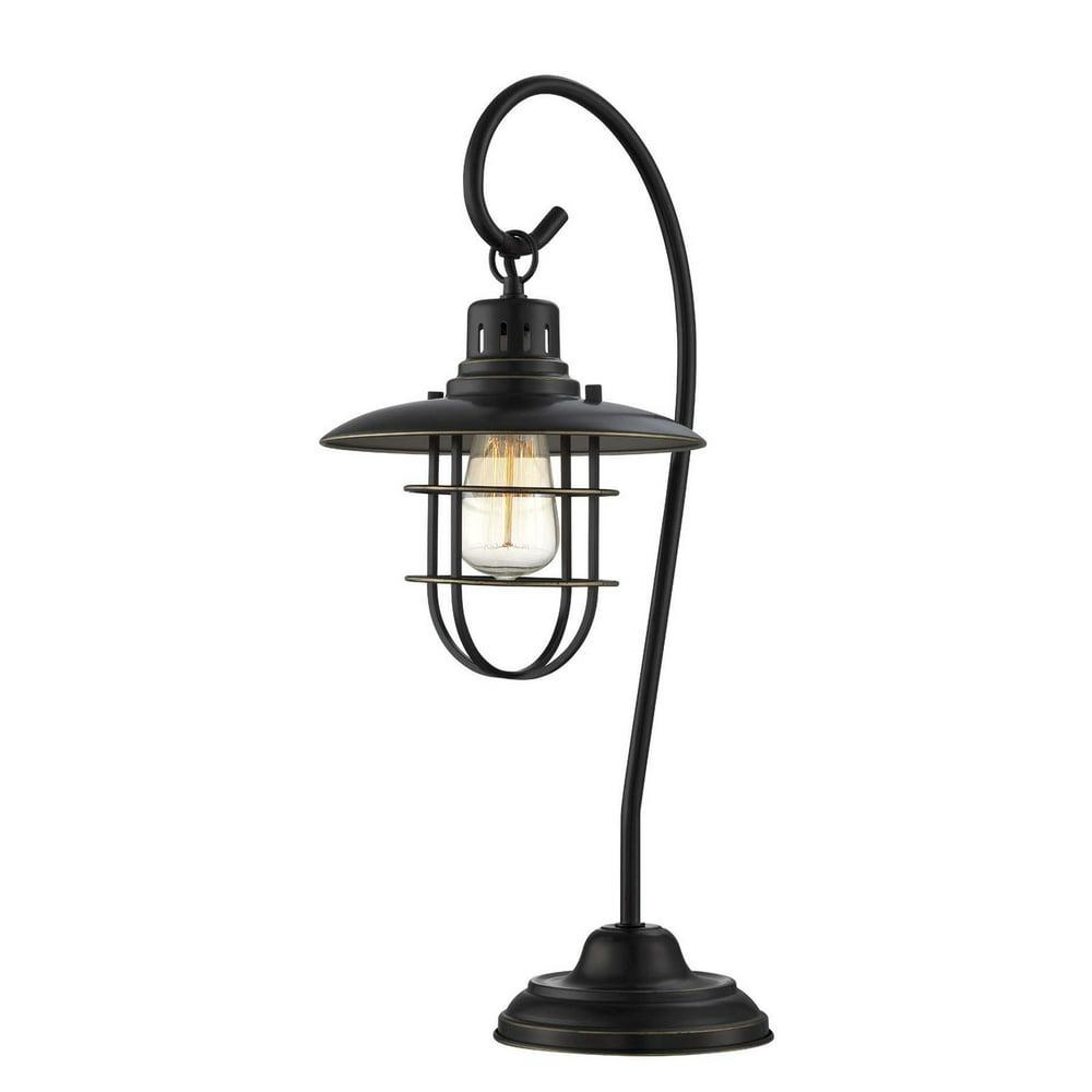 Lite Source Ls-21456 Farmhouse Coastal Lanterna Ii 1 Light Table Lamp