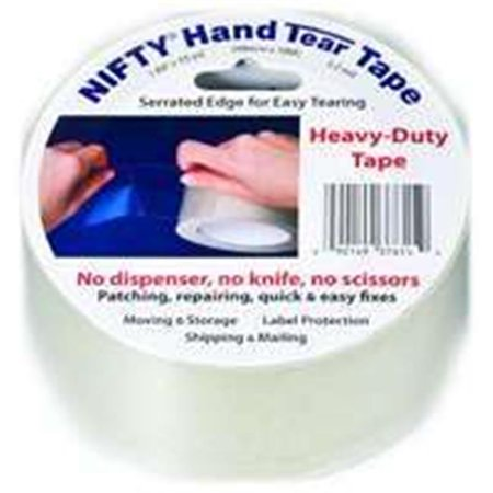 Nifty Products T3761RTL D-chirre - la main pour ruban adh-sif transparent, 2 po. - image 1 de 1