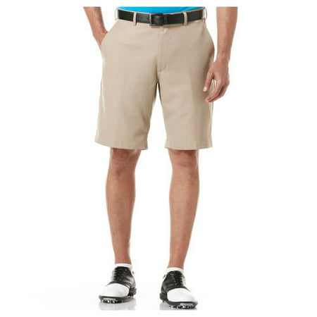 Ben Hogan Men's Performance Solid Flat Front Shorts - Walmart.com