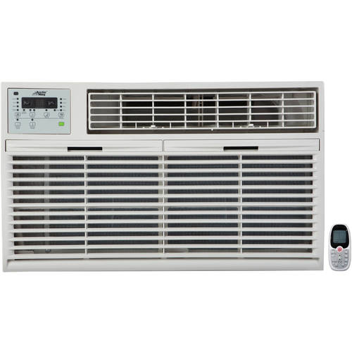 Arctic King WTW-12ER5A 12,000/11,700-BTU Remote Control Cool and Heat Through-The-Wall/Window Air Conditioner, White