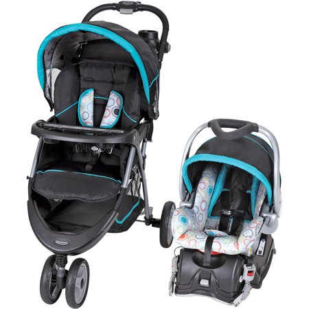 Baby Trend EZ Ride 5 Travel System, Circle Sch - Walmart.com