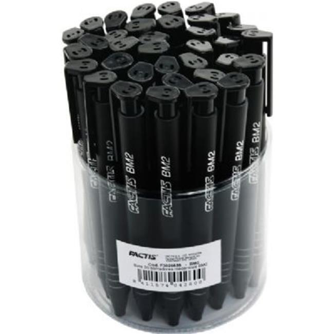 Generals BM-2 Mechanical Eraser - Black - image 1 de 1