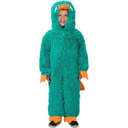 Halloween Toddler Parker the Platypus Costume