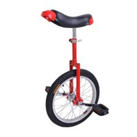 "KOVAL 16"" Wheel Unicycle with Quick Release Adjustable Seat"
