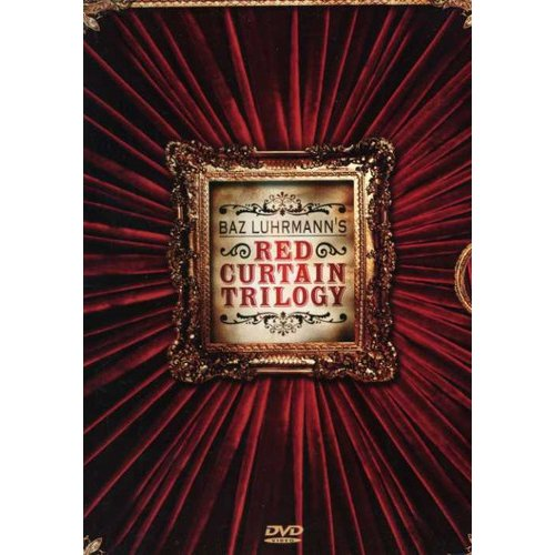 Red Curtain Trilogy: Moulin Rouge / Romeo And Juliet / Strictly Ballroom (Gift Set) (Widescreen)