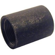 Pannext Fittings MB-S05 Black Merch Coupling - 0.5 in.